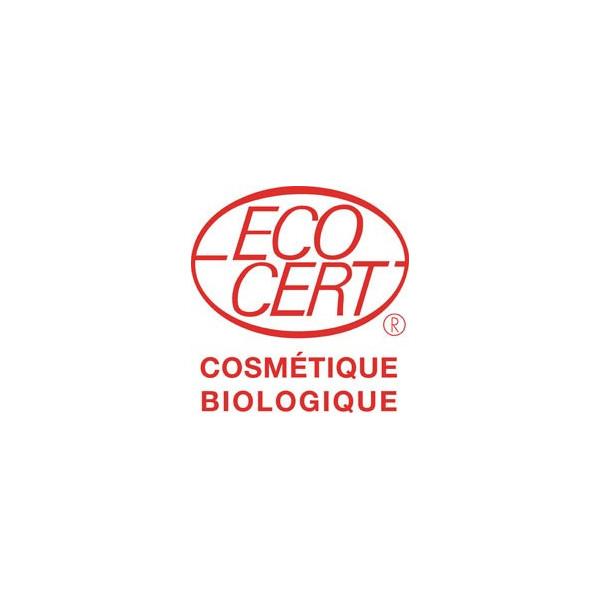 Logo Ecocert pour le savon crème Lemongrass bio - Sodasan - 100g