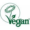 Logo Vegan pour le savon crème au Tilleul bio - Sodasan - 100g