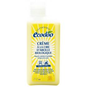 Crème à la cire d'abeille biologique - 250ml - Ecodoo