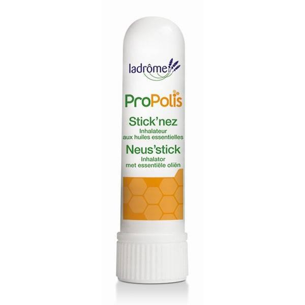 Stick nez propolis Ladrôme - Inhalateur aux huiles essentielles
