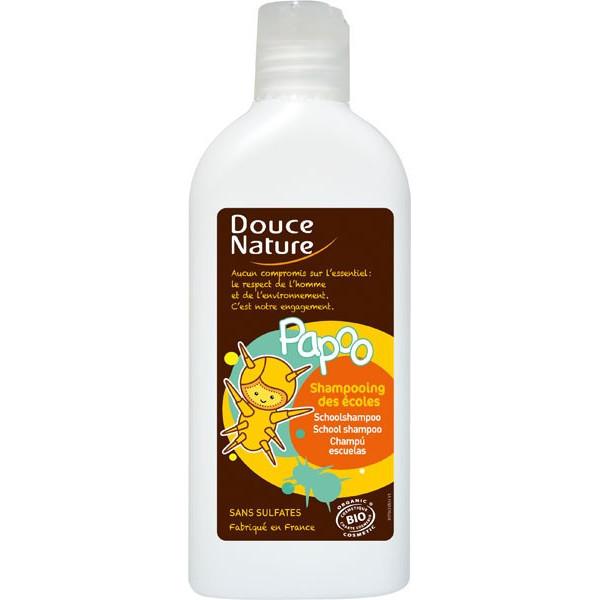 Papoo Shampoings des écoles – 200 ml – Douce Nature