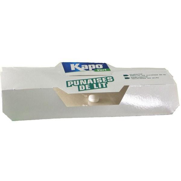 Détail pour le pièges à punaises de lit x5 - Kapo Vert - Vue 2