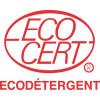 Logo Ecocert pour la lessive hypoallergénique Respect Ecodoo – 1,5 litre