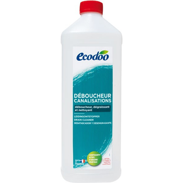 Déboucheur canalisations Ecodoo - 1000ml