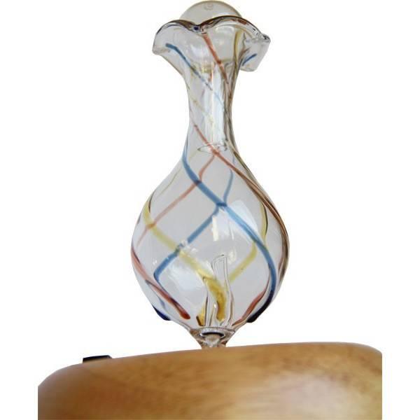 Détail verrerie pour le diffuseur Tricolore - 100 m²