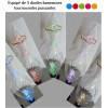Jeux de lumière pour le diffuseur Tricolore - 100 m²
