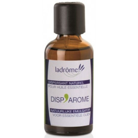 Disp'arome - Dispersant naturel pour huile essentielle - 50 ml - Ladrôme