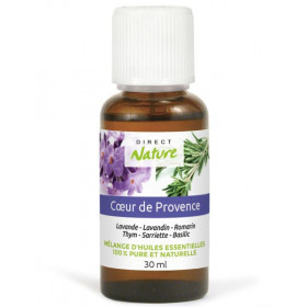 Synergie Coeur de Provence 30 ml Direct Nature