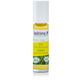 Roll on été à la citronnelle bio Ladrôme 10 ml