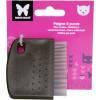 Peigne anti-puces pour chat - 67 dents - 6 cm