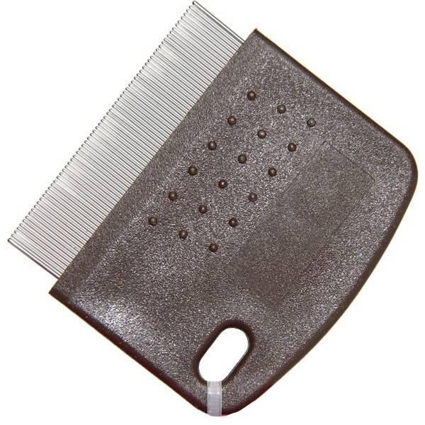Peigne anti-puces pour chat - 67 dents - 6 cm - Vue 2
