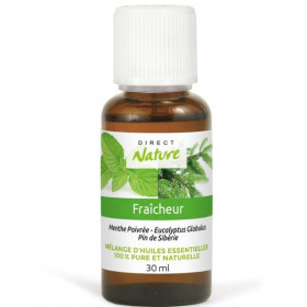 Synergie Fraîcheur 30 ml Direct Nature
