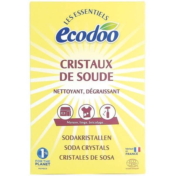 Cristaux de soude - 500g - Ecodoo