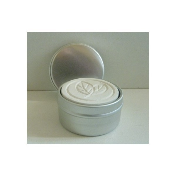 Galet en argile blanche pour diffusion d'huiles essentielles - Vue 3