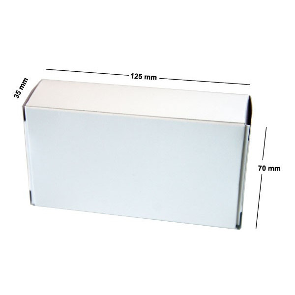 Dimensions boîtes coffret diffuseur