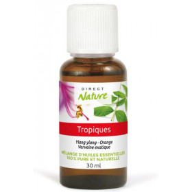 Tropiques – Synergie 30ml – Direct Nature