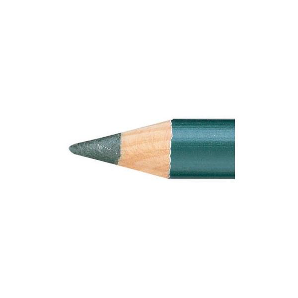 Détail 1 - Maquillage Crayon à paupière KAJAL N°10 Bleu pétrole – Sante