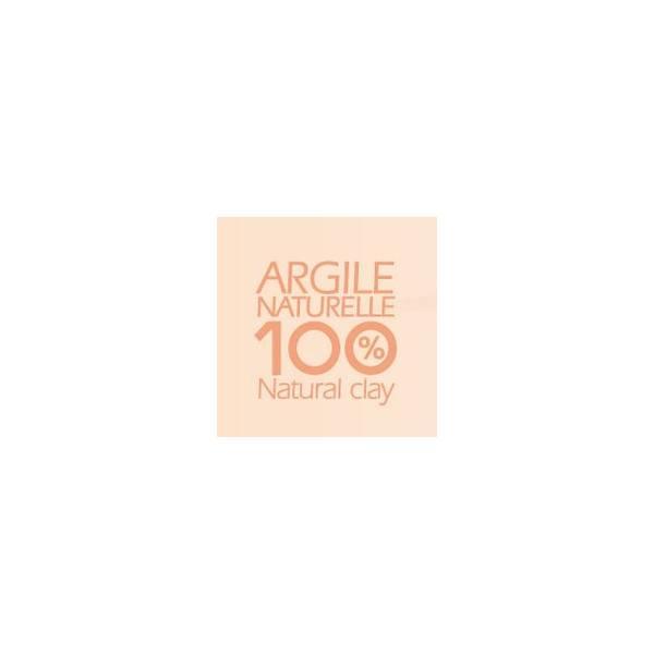 Logo Argile 100% naturelle