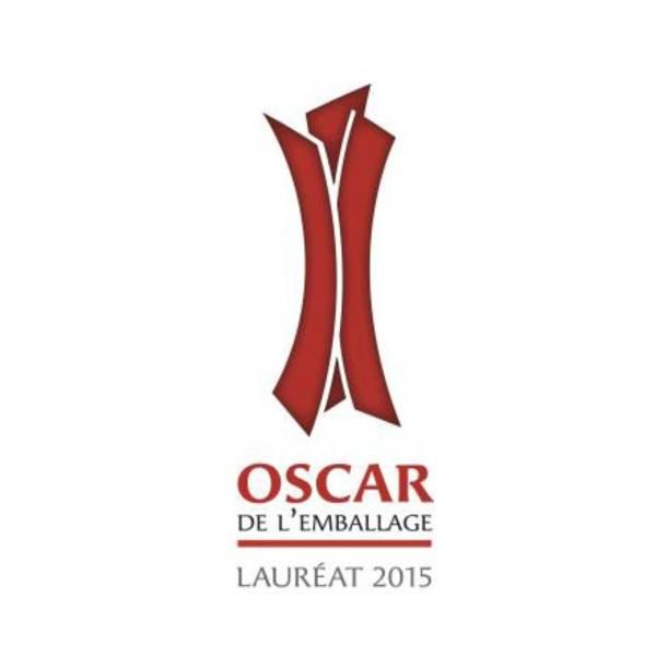 Flacon roll-on 10 ml en verre jaune et bille acier - Penntybio - Oscar de l'emballage 2015