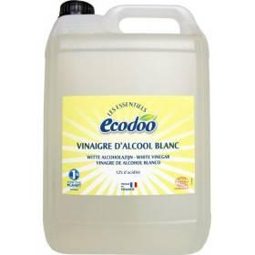 Vinaigre d'alcool blanc Bio 12% - 5 litres - Ecodoo
