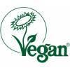 Logo Vegan pour la crème de jour rose de Damas bio et Kalpariane - 30 ml - Logona