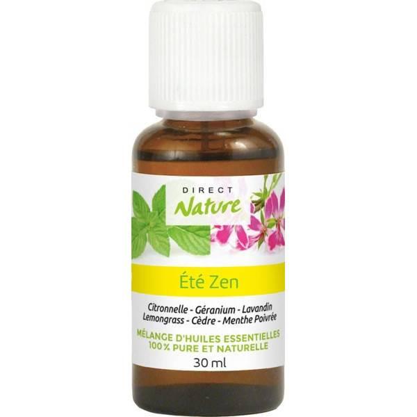 Synergie Été Zen 30 ml Direct Nature