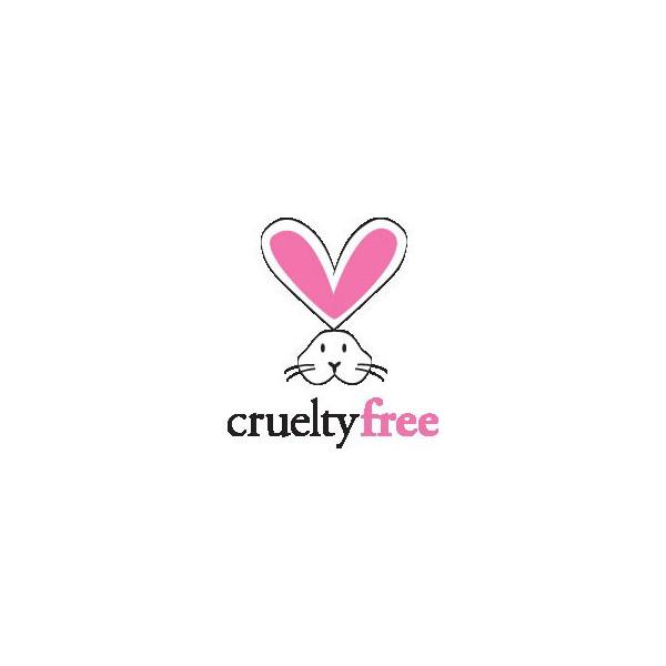 Logo Cruelty free pour le dentifrice solide à la sauge et au citron Lamazuna