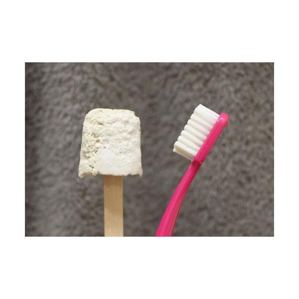 Dentifrice solide à la menthe poivrée - 17 gr - Lamazuna - Vue 4
