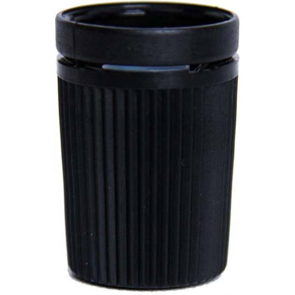 Bouchon Roll-On bille acier pour flacon en verre - DIN18 - Vue 1