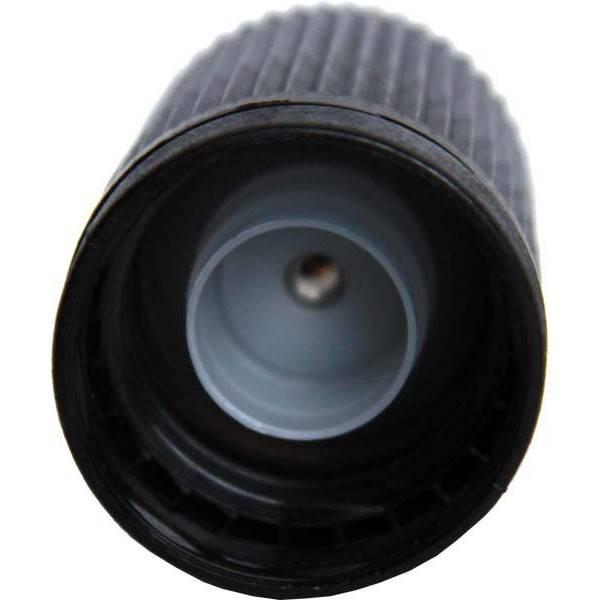 bouchons Roll-On bille acier pour flacon en verre - Vue de détail