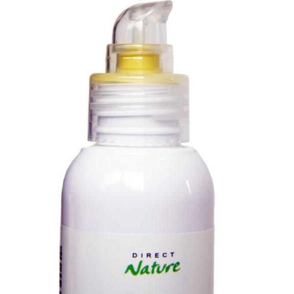 Détail bouchon applicateur pour l'huile végétale de rose musquée bio – 100ml – Direct Nature
