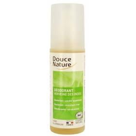 Déodorant corporel spray à l'huile essentielle de Verveine des Indes Bio – 125ml - Douce Nature