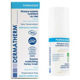 Masque express hydratant Purmasque - Laboratoire Dermatherm - Vue 3