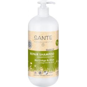 Shampooing Gingko et Olive bio - 950 ml - SANTE Family
