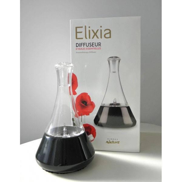 Elixia Noir - Vue 1
