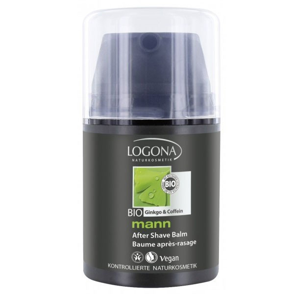 Baume après rasage Mann – flacon de 50 ml - Logona - Vue 1