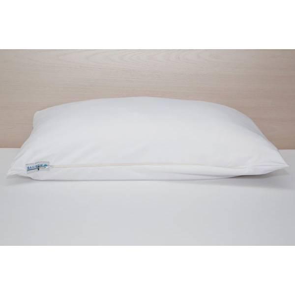 Housse d'oreiller pour protéger contre les punaises de lit