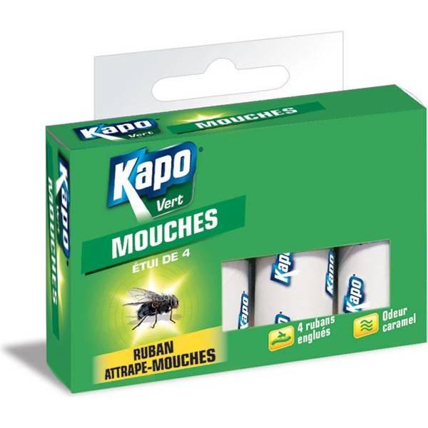 Ruban attrape-mouches - Kapo Vert