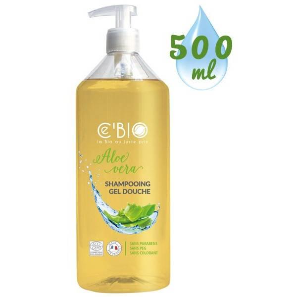 Gel bain & douche Aloe Vera - 500 ml – Ce'Bio