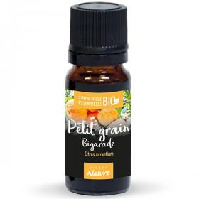 Petit grain bigarade AB - Feuilles - 10 ml - Huile essentielle Direct Nature