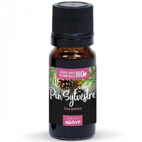 Pin sylvestre AB - Aiguilles - 10 ml - Huile essentielle Direct Nature