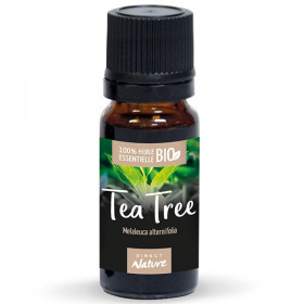 Tea tree AB - Feuilles - 10 ml - Huile essentielle Direct Nature