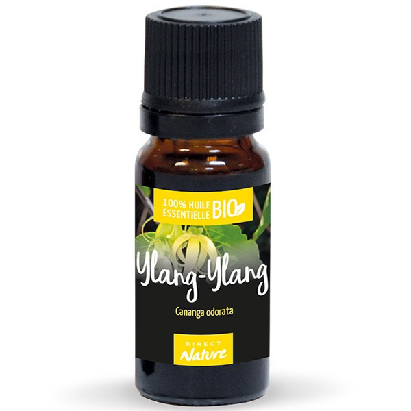Ylang ylang AB - Fleur - 10 ml - Huile essentielle Direct Nature