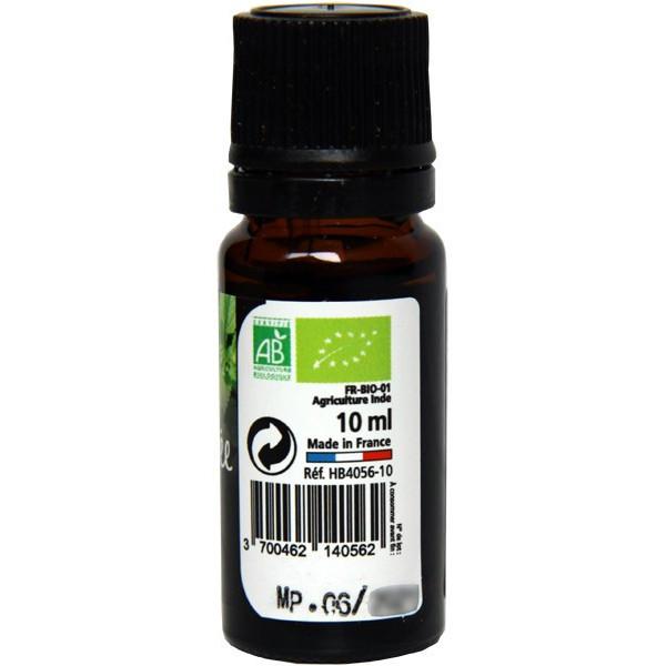 Menthe poivrée AB - Feuilles - 10 ml - Huile essentielle Direct Nature - Vue 2