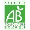 Logo AB pour l'huile essentielle de lavande aspic AB