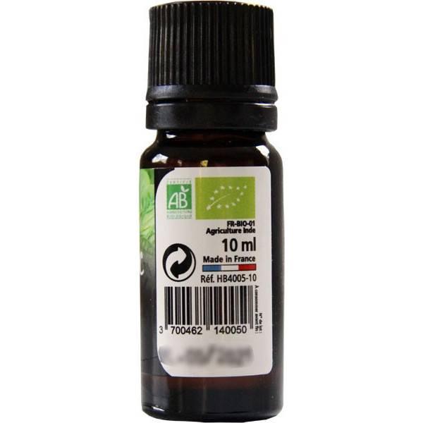 Basilic tropical AB - Feuilles - 10 ml - Huile essentielle Direct Nature - Vue 2