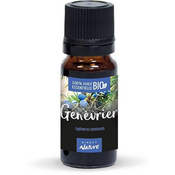 Genévrier AB - Baies - 10 ml - Huile essentielle Direct Nature