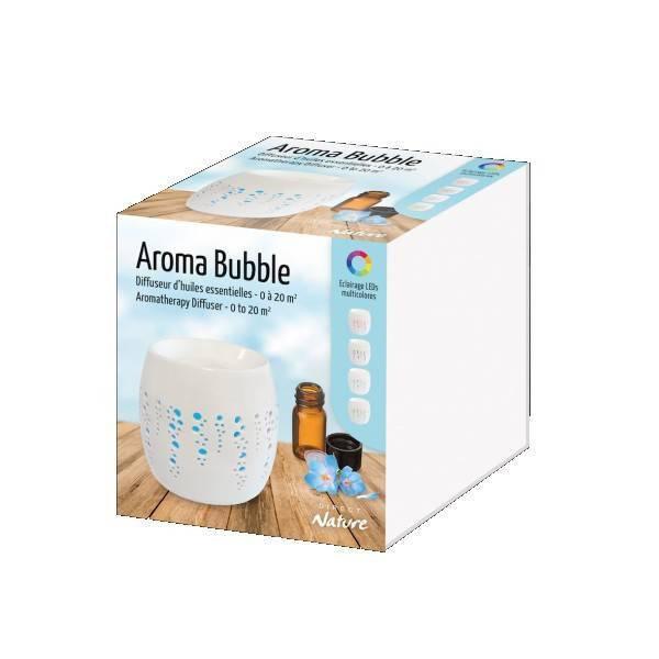 Diffuseur Aroma Bubble - Chaleur douce - 20 m² - Vue 1