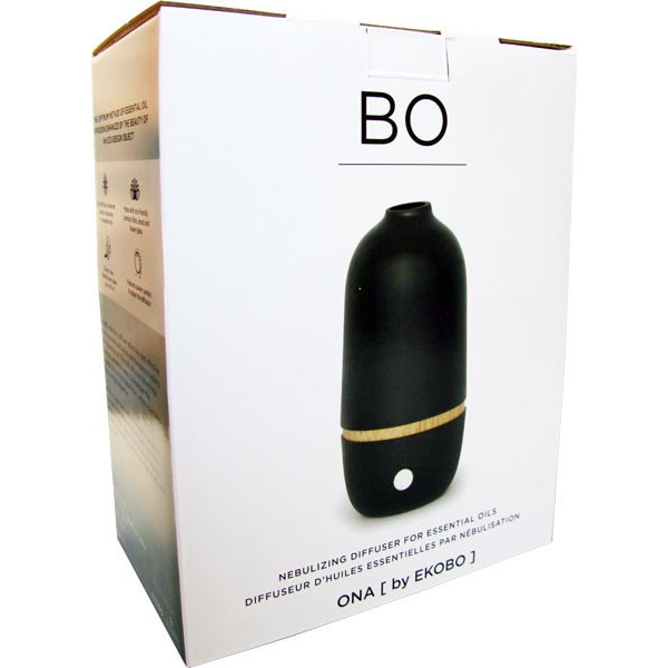 Diffuseur BO Black - 100 m² - Vue 1
