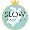 Mention Slow cosmétique pour le beurre de cacao solide - Frangipanier - 25 gr - Lamazuna